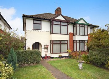 Thumbnail 3 bed semi-detached house for sale in Norwich Road, Thetford
