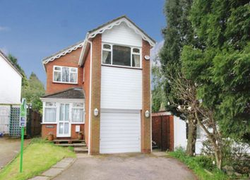 Thumbnail 4 bed detached house for sale in Kingswood Avenue, Corley, Coventry