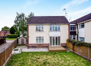 Thumbnail 2 bed flat for sale in Cowdray Close, Leamington Spa