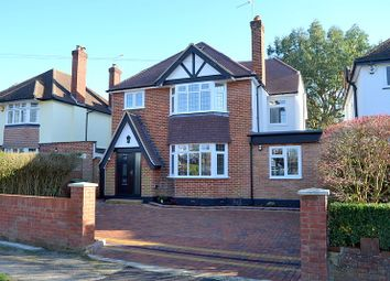 Thumbnail 5 bed detached house to rent in Vincent Road, Cobham