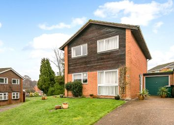 Thumbnail 4 bed link-detached house for sale in Sedgefield Close, Worth, Crawley, West Sussex