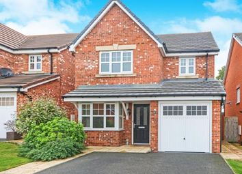 Thumbnail 4 bed detached house for sale in Briarwood, Ewloe, Deeside, Flintshire