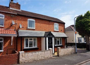 Thumbnail 2 bed semi-detached house for sale in Albert Street, Cannock