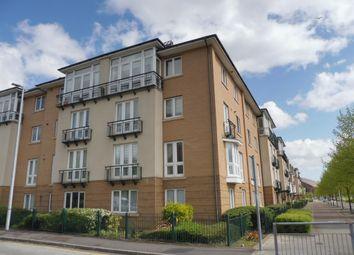 Thumbnail 2 bedroom flat for sale in Ffordd Garthorne, Cardiff