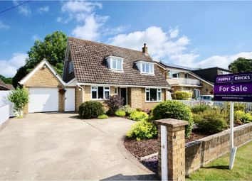 Thumbnail 3 bedroom detached house for sale in Maple Avenue, Woodhall Spa