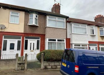 Thumbnail 3 bed terraced house for sale in 59 Saville Road, Old Swan, Liverpool