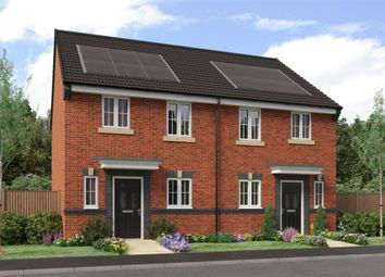 """Thumbnail 3 bedroom mews house for sale in """"Wilde"""" at Southport Road, Chorley"""