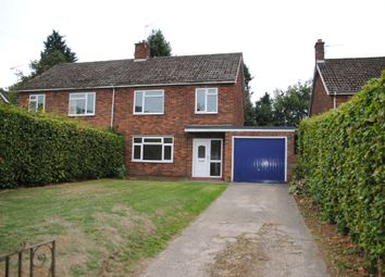 Thumbnail 3 bed semi-detached house to rent in North Carr Lane, Saxby-All-Saints, Brigg