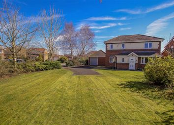 Thumbnail 3 bed detached house for sale in Squires Wood, Fulwood, Preston