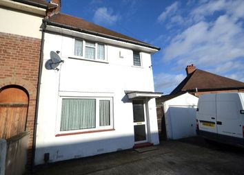 Thumbnail 2 bed terraced house for sale in Barnwell Road, Kingsthorpe, Northampton