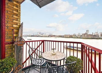 Thumbnail 2 bed property to rent in Wapping High Street, London