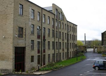 Thumbnail 2 bed flat to rent in Garden Street North, Halifax