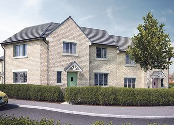 "Thumbnail 3 bed property for sale in ""The Kensington"" at Cowslip Way, Charfield, Wotton-Under-Edge"