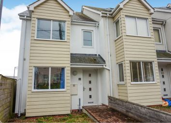 Thumbnail 3 bed end terrace house for sale in Porth Bean Road, Newquay