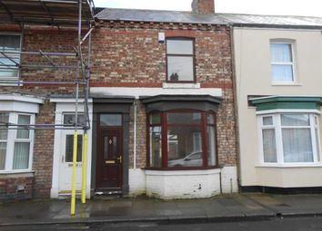 Thumbnail 2 bed terraced house to rent in Stavordale Road, Stockton-On-Tees