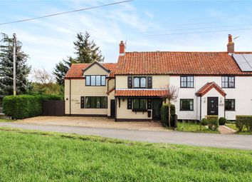 Thumbnail 4 bedroom semi-detached house for sale in Low Road, Haddiscoe, Norwich, Norfolk