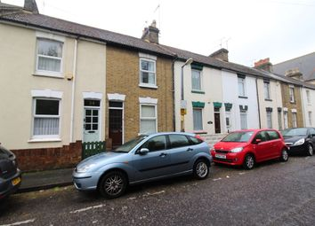 Thumbnail 2 bed terraced house for sale in Green Street, Gillingham, Kent.