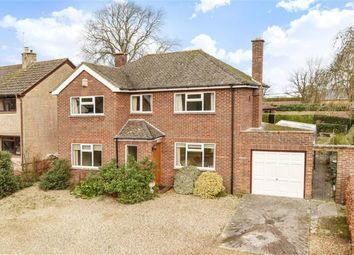Thumbnail 4 bedroom detached house for sale in Kite Hill, Wanborough, Swindon