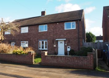 Thumbnail 3 bed semi-detached house for sale in Meldrum Crescent, Newark