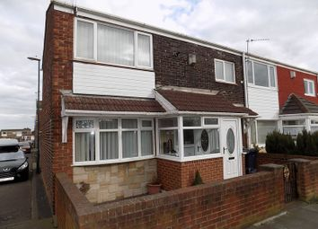 Thumbnail 3 bed terraced house for sale in Hopkins Walk, South Shields