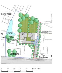 Thumbnail Land for sale in The Street, Takeley, Bishop's Stortford