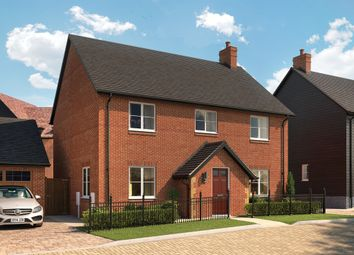 "Thumbnail 4 bed property for sale in ""The Calder I"" at Highlands Lane, Rotherfield Greys, Henley-On-Thames"