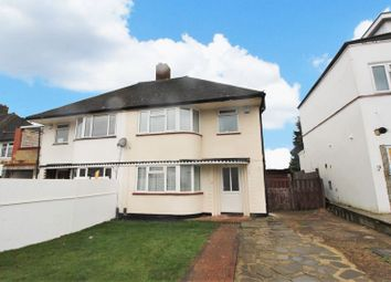 Thumbnail 3 bed semi-detached house to rent in Meadow Hill, New Malden