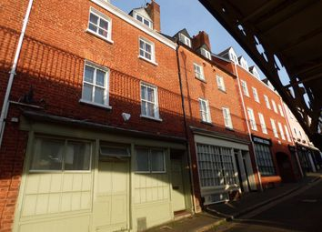Thumbnail 3 bed maisonette to rent in Lower North Street, Exeter