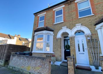 Thumbnail 4 bed end terrace house for sale in Canterbury Road, Gravesend