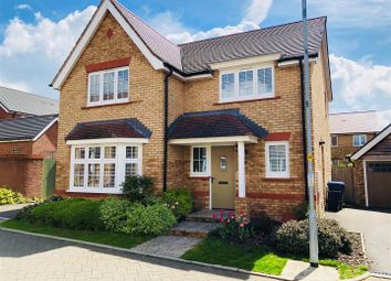 Thumbnail 4 bed detached house for sale in York Road, Calne