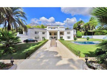 Thumbnail 6 bed villa for sale in Golden Mile, Marbella Area, Costa Del Sol