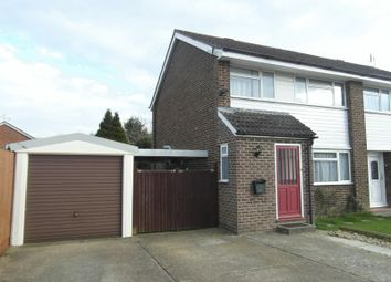 Thumbnail 3 bed semi-detached house to rent in Wither Dale, Horley