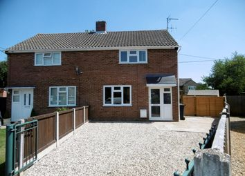 Thumbnail 3 bedroom semi-detached house to rent in Oriel Close, Great Cornard, Sudbury