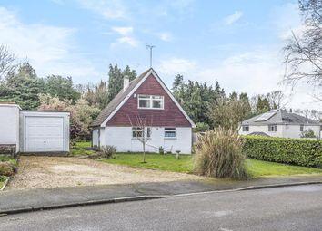 Windlesham, Surrey GU20. 3 bed detached house