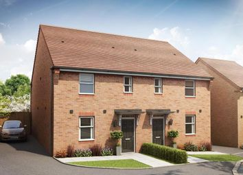 "Thumbnail 3 bedroom end terrace house for sale in ""Yarmouth"" at St. Georges Way, Newport"