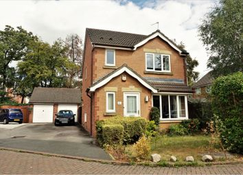 3 bed detached house for sale in Stirling Close, Winsford CW7