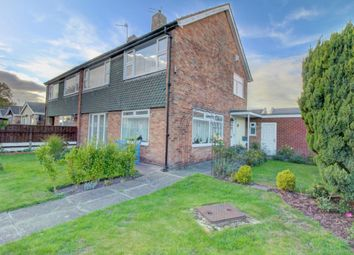 Thumbnail 3 bed semi-detached house for sale in Station Road, Bedlington