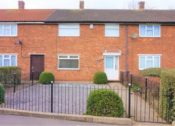 Thumbnail 3 bed terraced house for sale in Garfield Close, Hull
