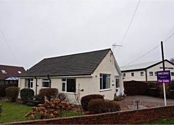 Thumbnail 3 bedroom detached bungalow for sale in Moorland Road, Bradford