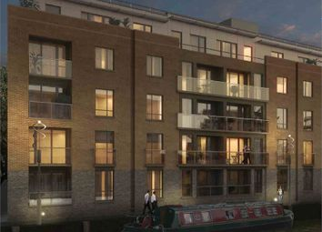 Thumbnail 1 bed flat for sale in Bywater Square, Canary Gateway, London