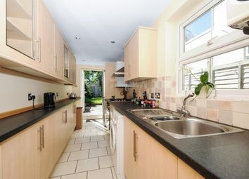 Thumbnail 3 bed terraced house to rent in Woburn Avenue, Theydon Bois, Epping