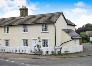 Thumbnail 3 bed semi-detached house for sale in High Street, Bassingbourn, Royston