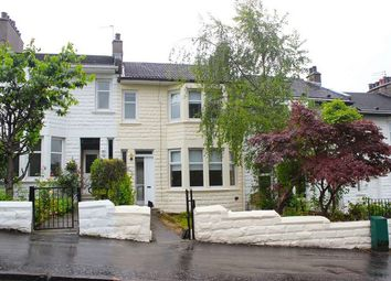 Thumbnail 3 bed terraced house for sale in Largie Road, Newlands, Glasgow
