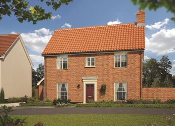 Thumbnail 4 bed detached house for sale in Talbot, Station Road, Campsea Ashe, Woodbridge