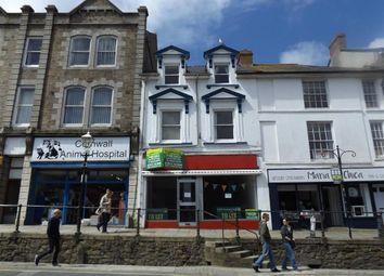 Thumbnail Retail premises for sale in 23 Market Jew Street, Market Jew Street, Penzance