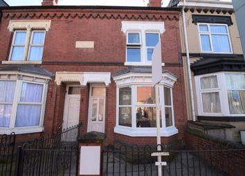 Thumbnail 4 bed terraced house for sale in Humberstone Road, Humberstone, Leicester