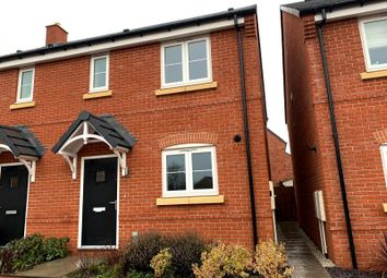 Thumbnail 3 bed property to rent in Windsor Way, Burton On Trent, Measham