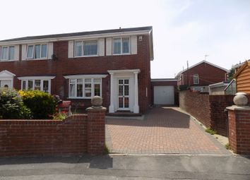 Thumbnail 3 bed semi-detached house for sale in Windsor Village, Baglan Moors, Port Talbot, Neath Port Talbot.