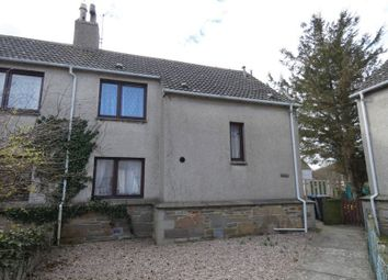 Thumbnail 2 bed semi-detached house for sale in Beinn Ratha Court, Reay, Thurso