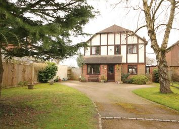 Thumbnail 4 bed detached house for sale in Peasemore, Newbury, Berkshire